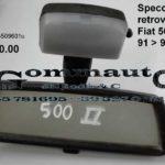 Specchio retrovisore interno Fiat 500 2° 91 > 99