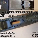 Plancia centrale, Fiat Punto Classic 03>10