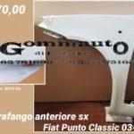 Parafango anteriore sinistro Fiat Punto classic 03>10