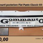 Paraurti posteriore Fiat Punto classic 03 > 10