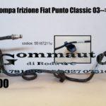 Tubo pompa frizione Fiat Punto Classic 03 > 10