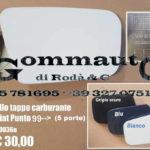Sportello tappo carbutante Fiat Punto Classic 99 >10   5 porte