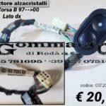 Interruttore alzacristalli Opel Corsa B 97 > 00