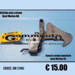 Gancio cofano Opel Meriva 03 > 06