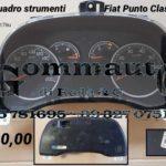 Quadro strumenti Fiat Punto classic 03 > 10