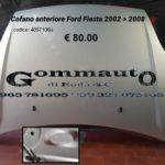 Cofano anteriore Ford Fiesta 02 > 08