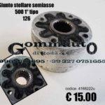 Giunto stellare semiasse Fiat 500 1° / Fiat 126