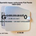 Sportello tappo carburante Fiat Panda 141 86>03