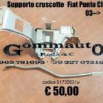 Supporto cruscotto Fiat Punto Classic 03 > 10