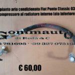 Tubo aria condizionata Fiat Punto Classic 03 > 10
