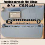 Pantina / aletta parasole Fiat Ulisse 94 > 02