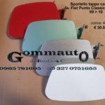 Sportello tappo carburante Fiat Punto Classic 3 porte 99 > 10
