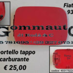 Sportello tappo carburante Fiat Punto 5 porte 93 > 99