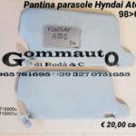 Pantina/aletta parasole dx/sx Hyundai Atos 98 > 03