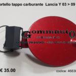 Sportello tappo carburante Lancia Y 03 > 09