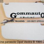 Pantina aletta parasole Opel Vectra B 95 > 02
