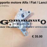 Supporto motore  Alfa / Fiat / Lancia