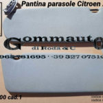 Pantina/aletta parasole dx/sx Citroen Zx  1991>