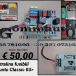 Centralina fusibili Fiat Punto Classic 2003 >