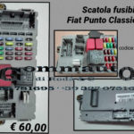 Scatola fusibili Fiat Punto Classic 99 > 10