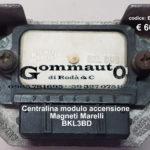 Centralina modulo accensione Magneti Marelli BKL3BD