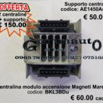 Centralina modulo accensione magneti marelli BKL3BD + supporto centralina