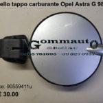 Sportello tappo carburante Opel Astra G 98 > 04