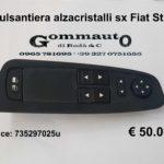 Pulsantiera blocco comandi - retrovisori- alzacristalli sx Fiat Stilo 2001 >