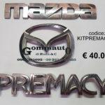 Kit fregi Mazda Premacy 99 > 05
