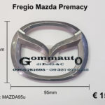 Fregio Mazda 95 x 75 mm