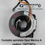 Contatto spiralato sottovolante Opel Meriva A 03 > 06