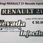 Kit Fregi Renault 21 Nevada Injection