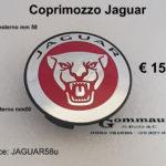 Coprimozzo Jaguar  Ø 58 mm