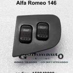 Pulsantiera alzacristalli anteriore sx Alfa Romeo 145 /146    97>00