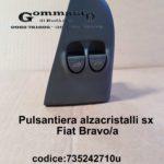 Pulsantiera alzacristalli sx Fiat Bravo/a  95 > 01