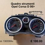 Quadro strumenti Opel Corsa D  2006>