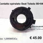 Contatto spiralato Seat Toledo 98>04