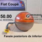 Fanale posteriore dx inferiore Fiat Coupè