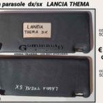 Pantina/ aletta parasole dx / sx Lancia Thema