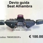 Devio guida Seat Alhambra