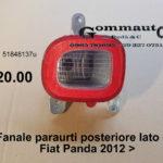 Fanale paraurti posteriore lato dx Fiat Panda 2012 >
