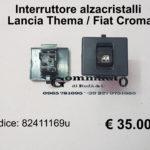 Interruttore alzacristalli Lancia Thema / Fiat Croma