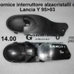 Cornice interruttore alzacristalli dx Lancia Y 95>03