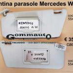 Pantina / aletta parasole dx/sx  Mercedes Classe A W168