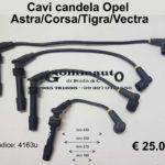Cavi candela Opel Astra / Corsa / Tigra / Vectra