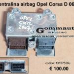 Centralina airbag Opel Corsa D 06>14