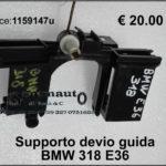 Supporto devio guida BMW 318 E36