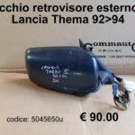 Specchio retrovisore esterno dx Lancia Thema 92>94