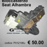 Bloccasterzo Seat Alhambra 93>97
