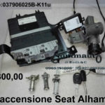 Kit accensione Seat Alhambra